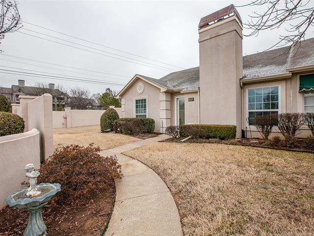 8107 S 84th East Avenue, Tulsa, OK 74133 (MLS #1806151) :: The Boone Hupp Group at Keller Williams Realty Preferred