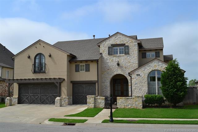 4314 E 118th Street, Tulsa, OK 74137 (MLS #1806152) :: The Boone Hupp Group at Keller Williams Realty Preferred