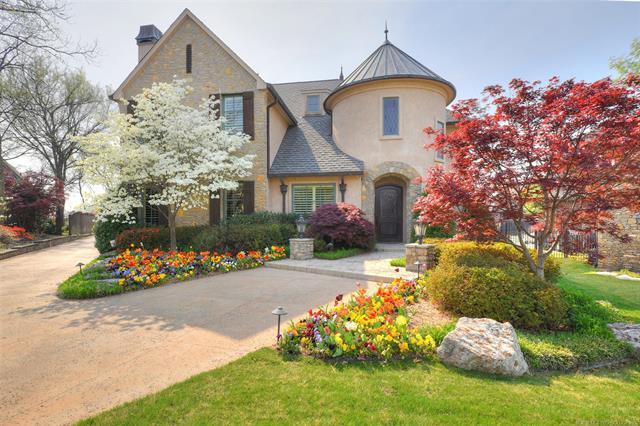 9450 S Jamestown Avenue, Jenks, OK 74137 (MLS #1806164) :: The Boone Hupp Group at Keller Williams Realty Preferred