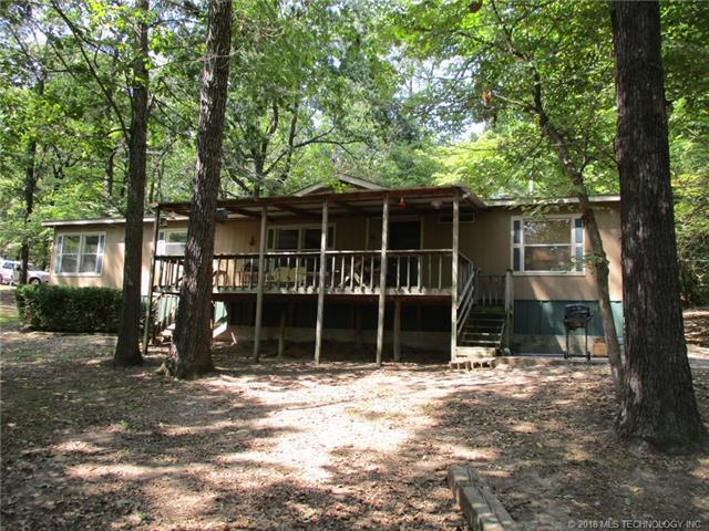 115399 S 4275 Road, Checotah, OK 74426 (MLS #1806246) :: The Boone Hupp Group at Keller Williams Realty Preferred