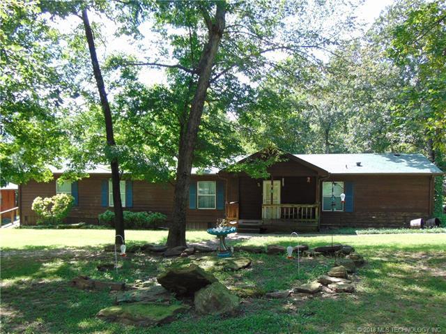 70482 S 341 Loop, Wagoner, OK 74467 (MLS #1806379) :: The Boone Hupp Group at Keller Williams Realty Preferred