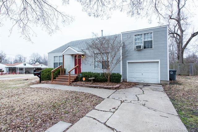 5546 E 4th Terrace, Tulsa, OK 74112 (MLS #1806382) :: The Boone Hupp Group at Keller Williams Realty Preferred