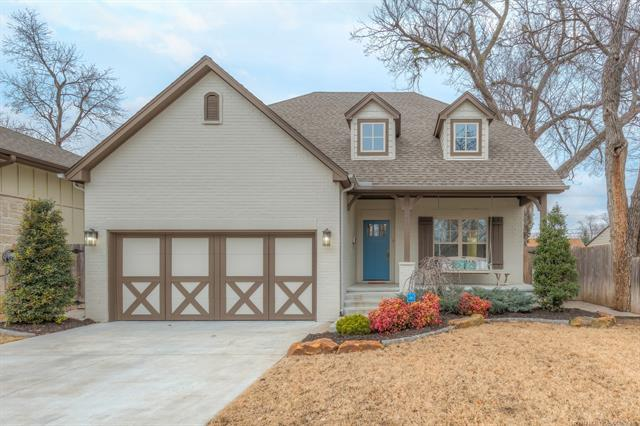 1041 E 37th Place, Tulsa, OK 74105 (MLS #1806422) :: The Boone Hupp Group at Keller Williams Realty Preferred