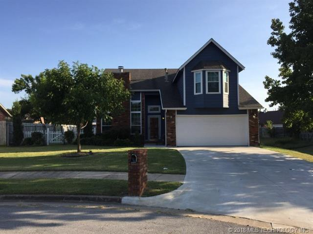 4423 W Madison Place, Broken Arrow, OK 74012 (MLS #1806464) :: The Boone Hupp Group at Keller Williams Realty Preferred