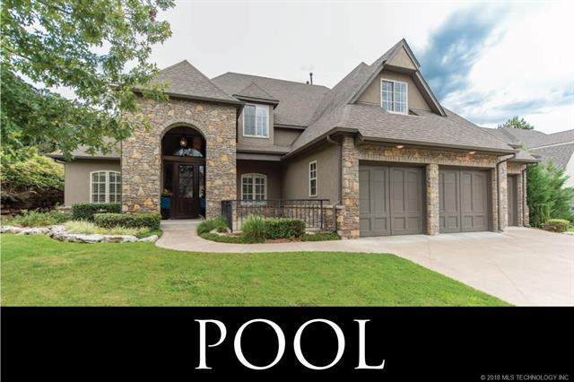 11609 S Richmond Avenue, Tulsa, OK 74137 (MLS #1806489) :: The Boone Hupp Group at Keller Williams Realty Preferred