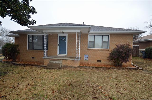 5103 E 24th Street, Tulsa, OK 74114 (MLS #1806558) :: The Boone Hupp Group at Keller Williams Realty Preferred