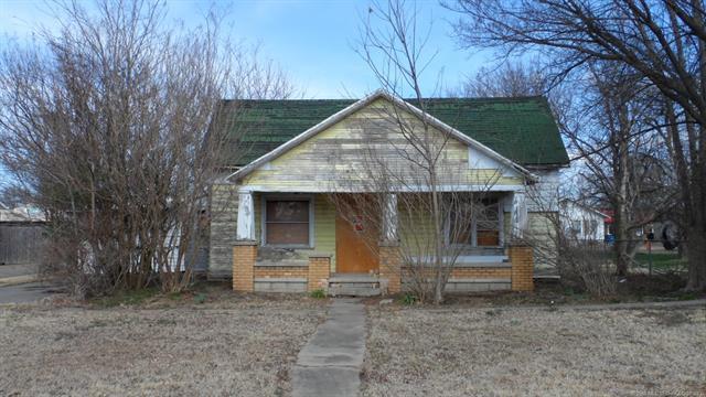 803 E Delaware Avenue, Mcalester, OK 74501 (MLS #1806607) :: The Boone Hupp Group at Keller Williams Realty Preferred