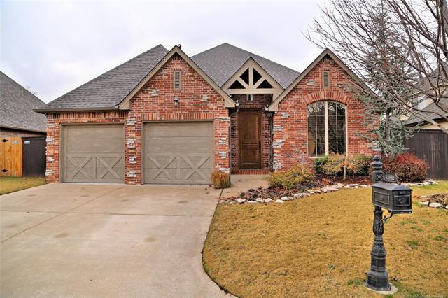 11842 S Oswego Avenue, Tulsa, OK 74137 (MLS #1806681) :: The Boone Hupp Group at Keller Williams Realty Preferred