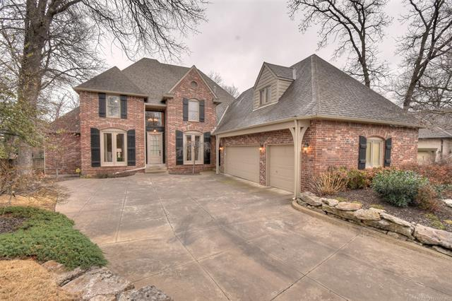 11711 S Hudson Place, Tulsa, OK 74137 (MLS #1806773) :: 918HomeTeam - KW Realty Preferred