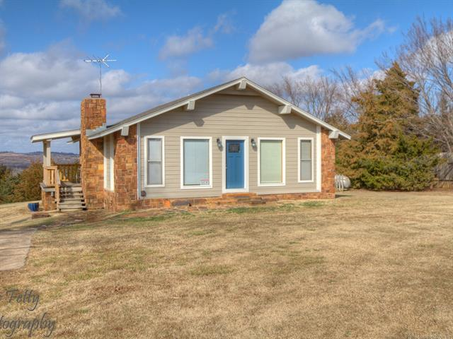 369315 E 5450 Road, Cleveland, OK 74020 (MLS #1806826) :: The Boone Hupp Group at Keller Williams Realty Preferred