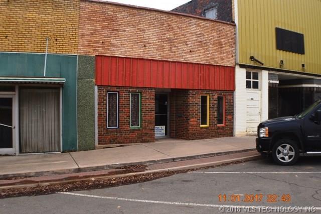 110 N Wewoka Street, Wewoka, OK 74884 (MLS #1806840) :: The Boone Hupp Group at Keller Williams Realty Preferred