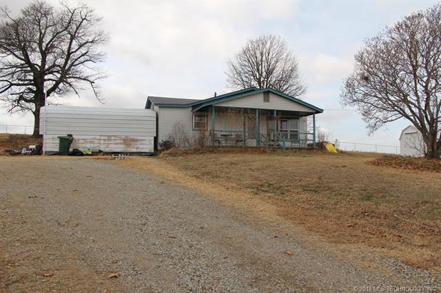 30203 State Highway, Stigler, OK 74462 (MLS #1806939) :: The Boone Hupp Group at Keller Williams Realty Preferred