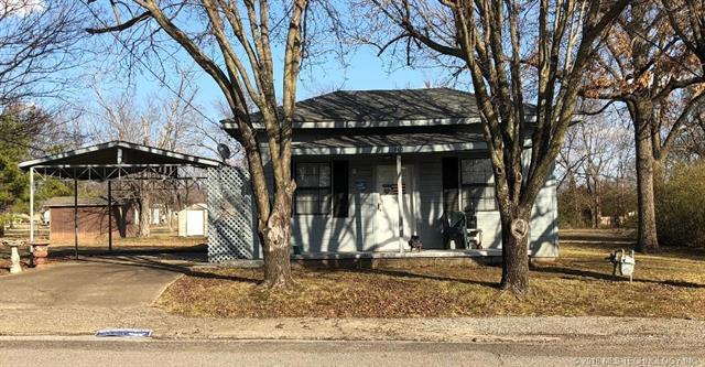 800 N Creek Street, Haskell, OK 74436 (MLS #1806946) :: Hopper Group at RE/MAX Results