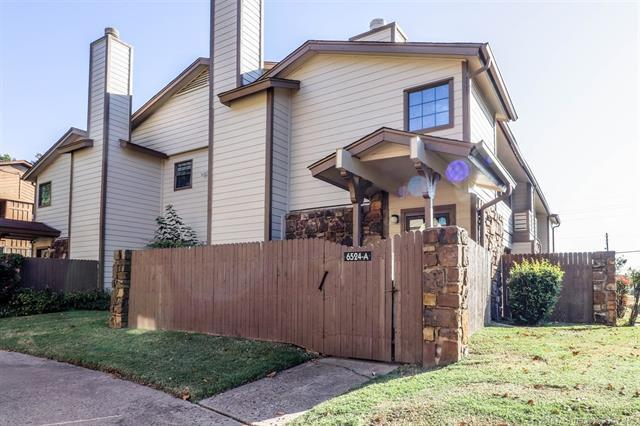 6524 S Memorial Drive 16A, Tulsa, OK 74133 (MLS #1807095) :: Brian Frere Home Team