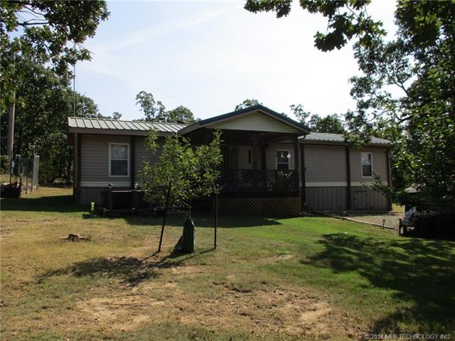 2365 Mcnally Road, Eufaula, OK 74432 (MLS #1807126) :: The Boone Hupp Group at Keller Williams Realty Preferred