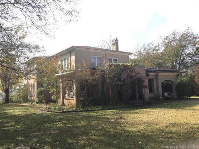 901 E 17th Street, Ada, OK 74820 (MLS #1807264) :: The Boone Hupp Group at Keller Williams Realty Preferred