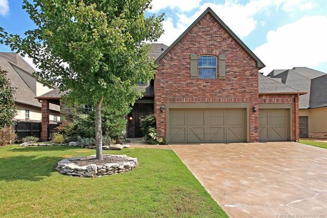 11737 S Sandusky Avenue, Tulsa, OK 74137 (MLS #1807267) :: The Boone Hupp Group at Keller Williams Realty Preferred