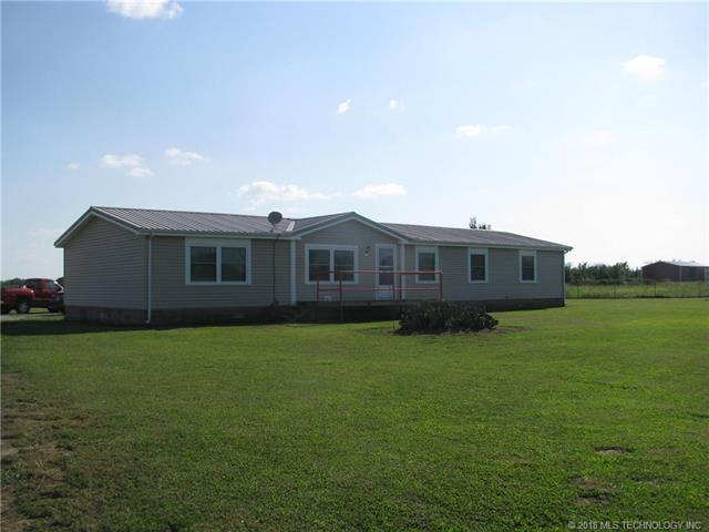 973 E North Avenue, Checotah, OK 74426 (MLS #1807316) :: The Boone Hupp Group at Keller Williams Realty Preferred