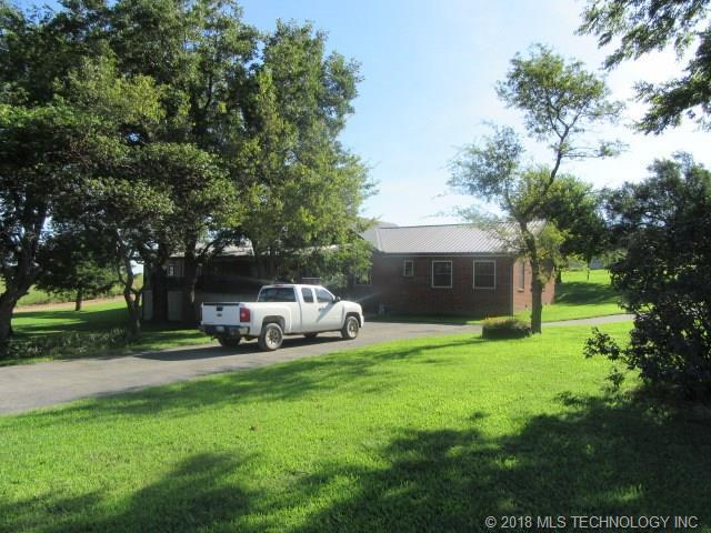 30022 S 4500 Road S, Cleora, OK 74331 (MLS #1807334) :: The Boone Hupp Group at Keller Williams Realty Preferred