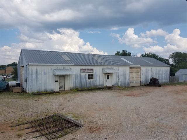 404 Boren Boulevard, Seminole, OK 74868 (MLS #1807383) :: The Boone Hupp Group at Keller Williams Realty Preferred