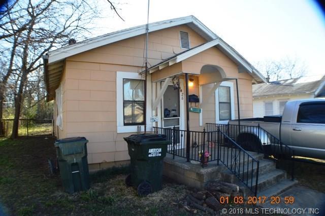 26 Jefferson Street, Seminole, OK 74868 (MLS #1807404) :: The Boone Hupp Group at Keller Williams Realty Preferred