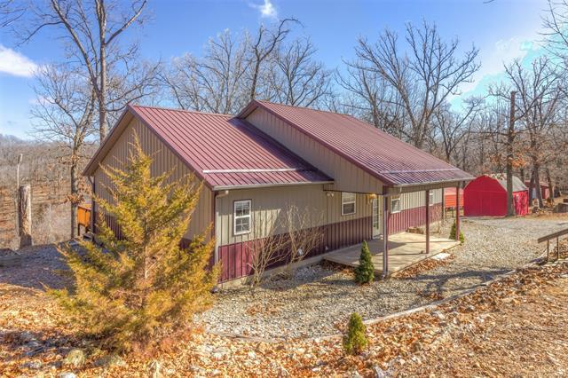 634 Mountain Ash Avenue, Eucha, OK 74342 (MLS #1807484) :: The Boone Hupp Group at Keller Williams Realty Preferred