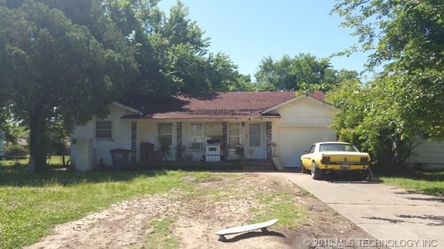 208 E 12th Street, Wewoka, OK 74884 (MLS #1807498) :: The Boone Hupp Group at Keller Williams Realty Preferred