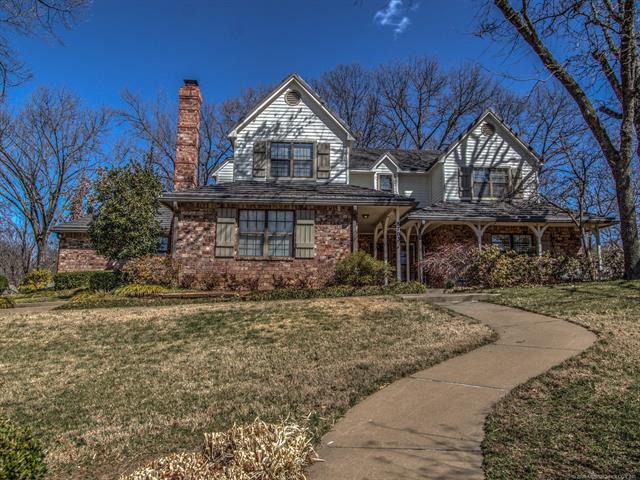 8703 S Toledo Avenue, Tulsa, OK 74137 (MLS #1807665) :: Brian Frere Home Team