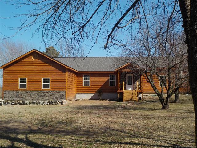 106773 S 4230 Road, Checotah, OK 74426 (MLS #1807673) :: The Boone Hupp Group at Keller Williams Realty Preferred