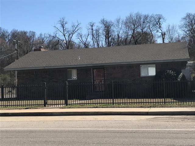312 E Main Street, Locust Grove, OK 74352 (MLS #1807697) :: The Boone Hupp Group at Keller Williams Realty Preferred