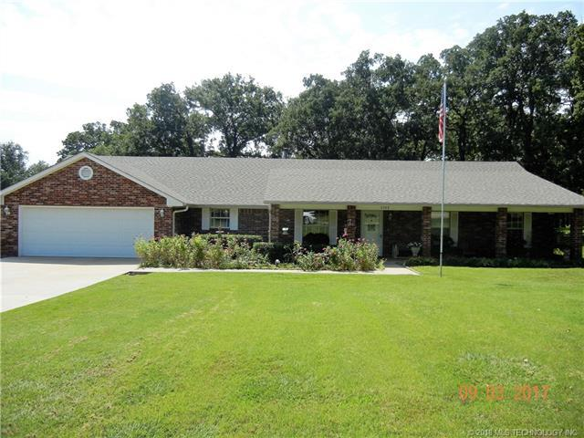 7347 Hideaway Path, Kingston, OK 73439 (MLS #1807772) :: The Boone Hupp Group at Keller Williams Realty Preferred