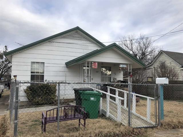 507 S Maple Street, Sapulpa, OK 74066 (MLS #1807900) :: The Boone Hupp Group at Keller Williams Realty Preferred