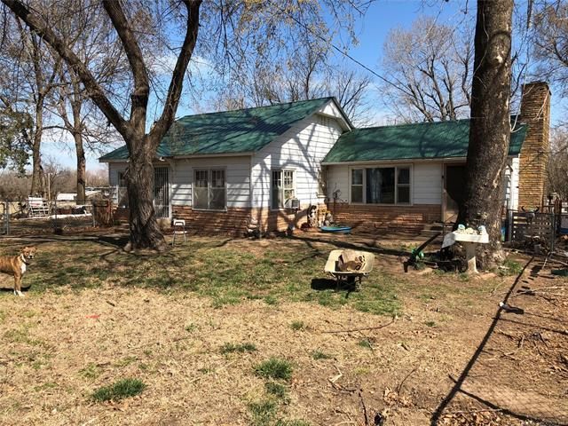 1201 N Oak Grove Road, Drumright, OK 74030 (MLS #1807974) :: The Boone Hupp Group at Keller Williams Realty Preferred