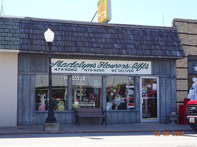 120 E Main Street, Locust Grove, OK 74352 (MLS #1808029) :: The Boone Hupp Group at Keller Williams Realty Preferred