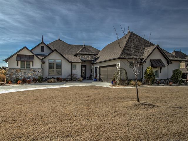 510 E Lakeview Drive, Sapulpa, OK 74066 (MLS #1808046) :: Brian Frere Home Team