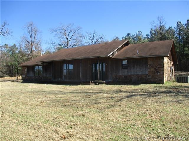 416258 E 1960 Road, Antlers, OK 74523 (MLS #1808081) :: The Boone Hupp Group at Keller Williams Realty Preferred
