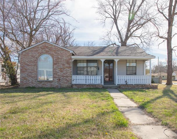 1302 E Wichita Avenue, Mcalester, OK 74501 (MLS #1808165) :: The Boone Hupp Group at Keller Williams Realty Preferred