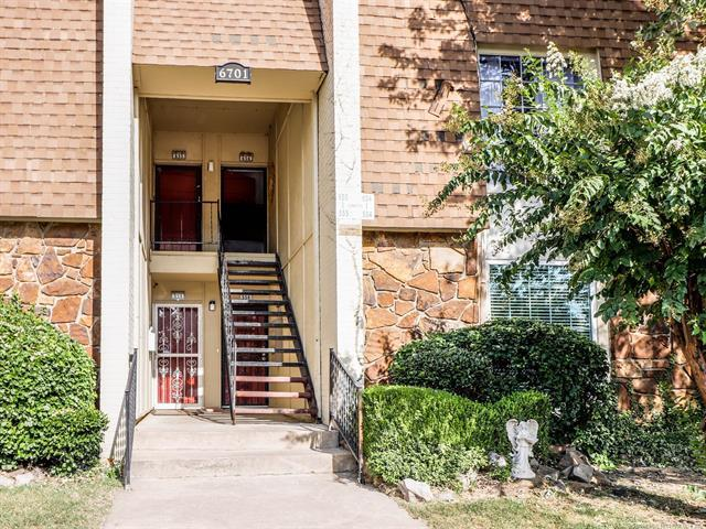 6701 S Richmond Avenue 654-C-11, Tulsa, OK 74136 (MLS #1808209) :: The Boone Hupp Group at Keller Williams Realty Preferred