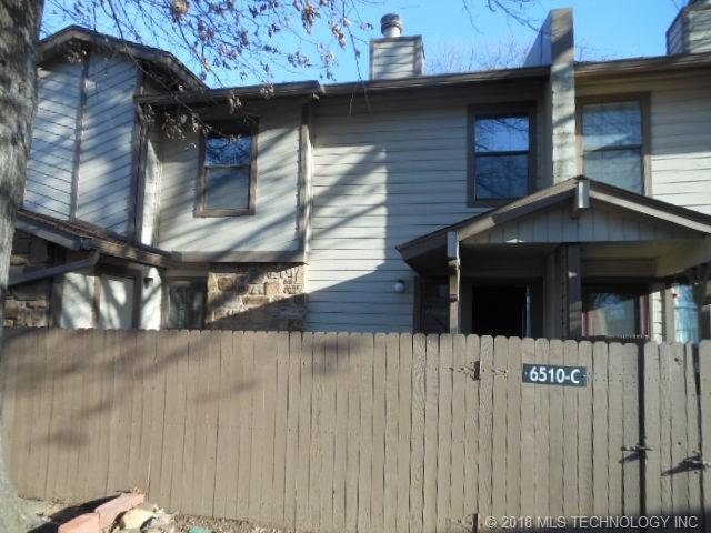 6510 S Memorial Drive 17C, Tulsa, OK 74133 (MLS #1808304) :: The Boone Hupp Group at Keller Williams Realty Preferred