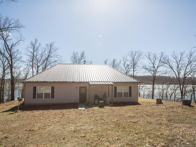 36063 S 545 Road, Jay, OK 74346 (MLS #1808305) :: The Boone Hupp Group at Keller Williams Realty Preferred