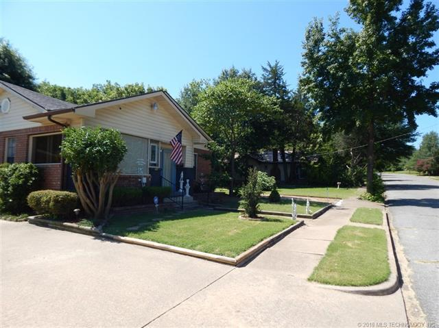 714 S 3rd Street, Mcalester, OK 74501 (MLS #1808365) :: The Boone Hupp Group at Keller Williams Realty Preferred