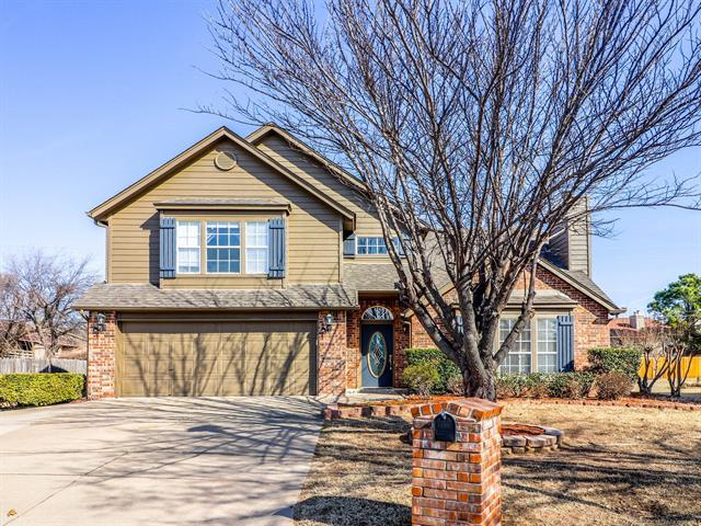 7401 S 94th East Avenue, Tulsa, OK 74133 (MLS #1808386) :: Hopper Group at RE/MAX Results