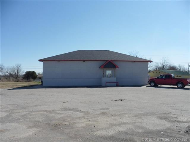 9105 S Us Hwy 69, Savanna, OK 74565 (MLS #1808390) :: Brian Frere Home Team