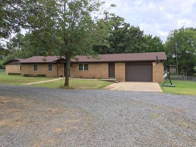 7553 S Research Road, Atoka, OK 74555 (MLS #1808435) :: The Boone Hupp Group at Keller Williams Realty Preferred
