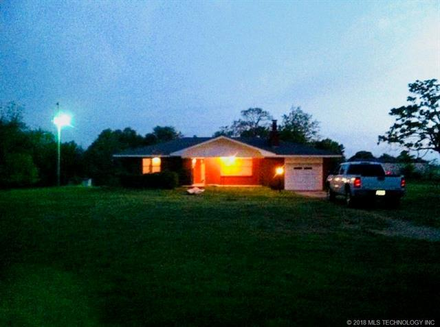 372 W Twin Oaks Street East, Caney, OK 74533 (MLS #1808484) :: The Boone Hupp Group at Keller Williams Realty Preferred