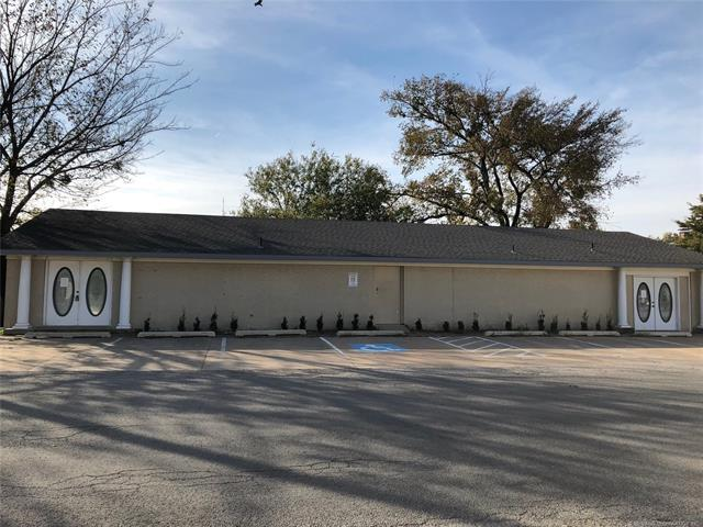 101 N Mccracken Street, Chouteau, OK 74337 (MLS #1808492) :: Brian Frere Home Team