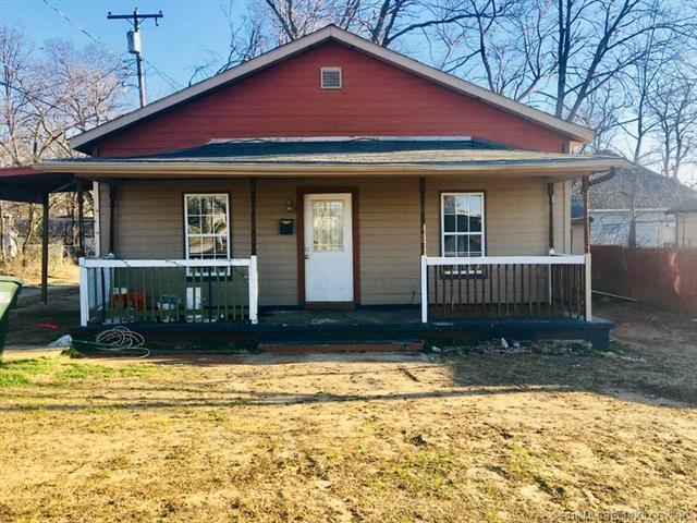 708 E Lee Avenue, Sapulpa, OK 74066 (MLS #1808526) :: The Boone Hupp Group at Keller Williams Realty Preferred
