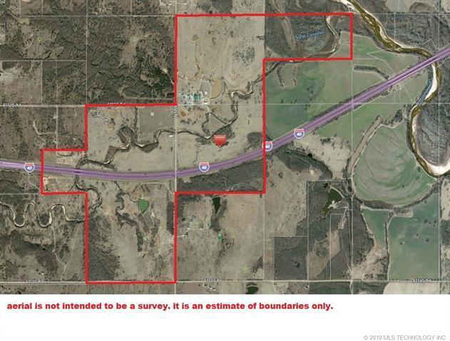 111190 N 370 Road, Okemah, OK 74859 (MLS #1808544) :: The Boone Hupp Group at Keller Williams Realty Preferred