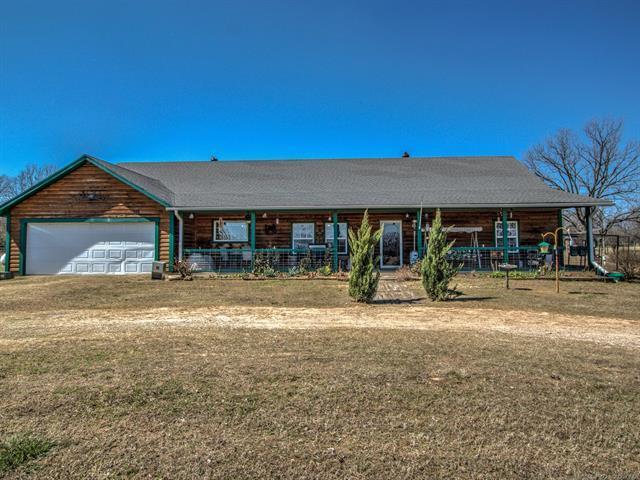 108688 S 4150 Road, Checotah, OK 74426 (MLS #1808593) :: The Boone Hupp Group at Keller Williams Realty Preferred