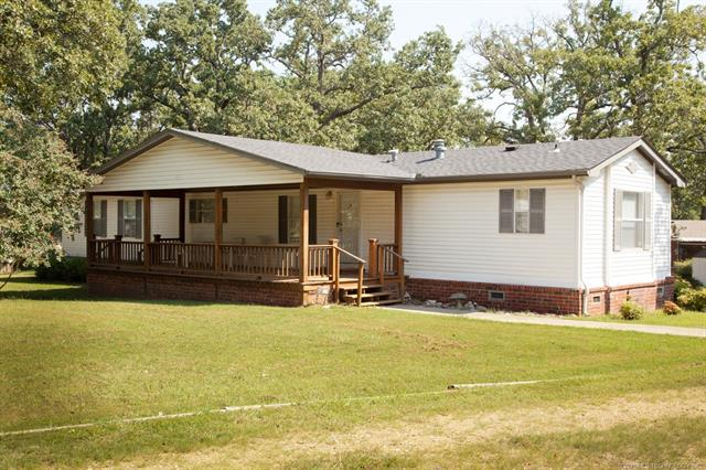 7734 Tomahawk Lane, Kingston, OK 73439 (MLS #1808594) :: The Boone Hupp Group at Keller Williams Realty Preferred